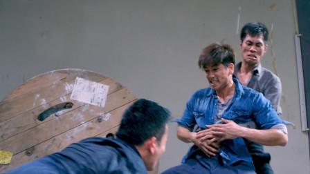 《潜行者》:重拳出击港片市场,带你领略真正的香港动作电影