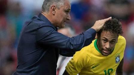 巴西后卫:内马尔领导力不足 巴西人都说今年美洲杯幸亏他没上