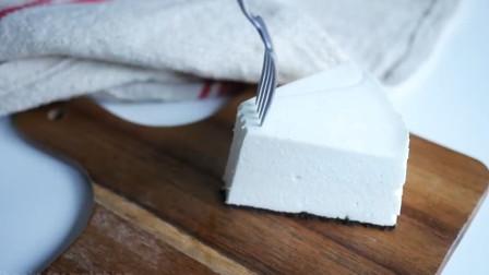 香草起司蛋糕如何制作?小姐姐教你動手制作蛋糕美食
