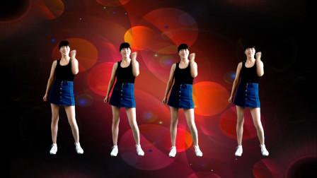 活力瘦身健身操《DJ油菜花儿开》最新编排,简单时尚,初学的选择