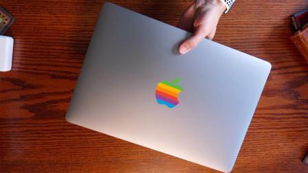 卖情怀?苹果复古六色Logo或今年回归