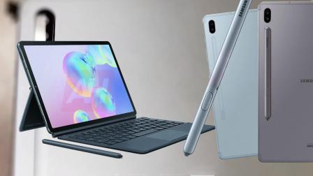 安卓平板还有旗舰级产品?三星Galaxy Tab S6曝光