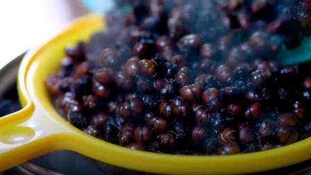 哥伦比亚的特色美食,油炸蚂蚁,听说吃起来味道像土豆