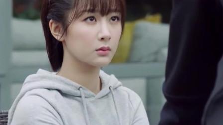 韩商言让佟年重新选择,佟年还是承认了喜欢他,上演温暖摸头杀
