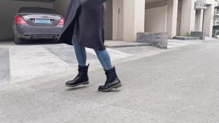 有风格的鞋型,很有腔调的感觉,给人一种随性慵懒的感觉