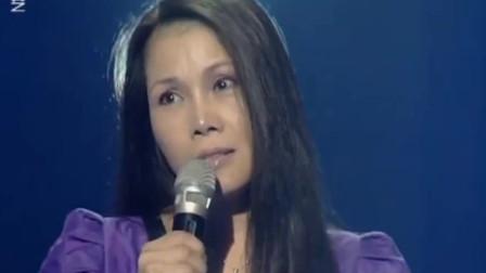 田震重唱经典,一曲《执着》嗨翻全场!听她唱歌是一种享受!