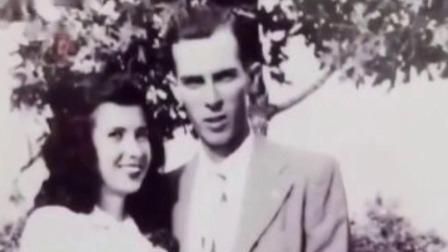 夫妇结婚71年同天离世 爱情秘诀是秀恩爱 每日新闻报 20190718 高清版