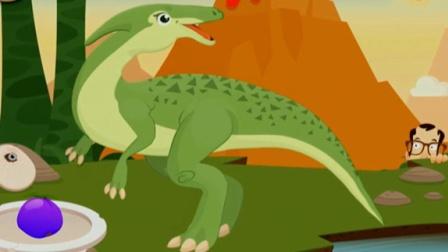 考古学家沙漠挖掘恐龙世界大发现恐龙骨骼化石的发掘恐龙宝贝再现与认知 陌上千雨解说