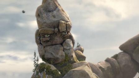 一部备受争议的动漫短片:是人类的渺小无知,还是石头人高傲自大