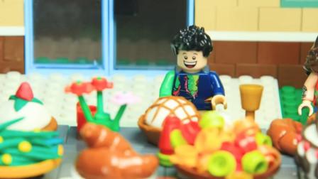 乐高Lego:他的生日宴我们要怎么带他过呢?