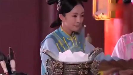 宫锁心玉:皇上嫌弃天气太热,晴川想出来一个好办法!
