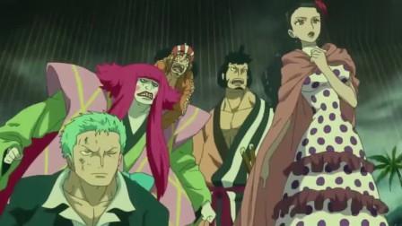 海贼王:王与王的碰撞,谁才是真正拥有王者资质的人
