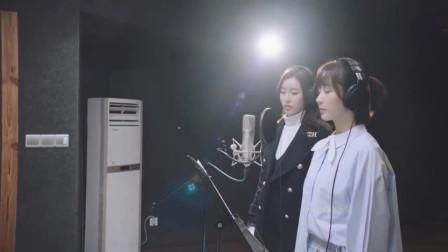 《亲爱的,热爱的》韩商言偷听媳妇唱歌,这表情,是被迷到了吗?