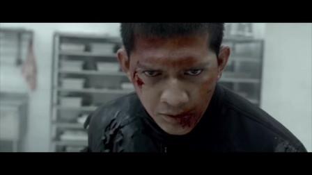 突袭2:警察卧底与日本黑帮打手之间的搏斗,拳拳到肉,激烈异常!