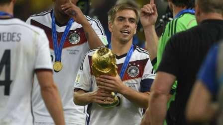拉姆退出德国国家队5周年纪念 重温双料队魂的燃情岁月