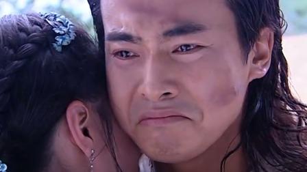 这一幕太感动了!终于见到失散的心上人,小伙泪流满面