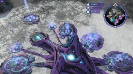 沙漠游戏《光环战争》第15实况娱乐解说