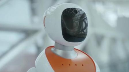 流淌的美好时光:顾森西思念易遥成病,这时机器人出现安慰起森西