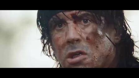 第一滴血4:史泰龙重机枪+巴雷特教暴徒做人!