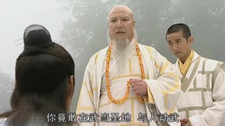 武当:张三丰在武当圣地出手救人,却不料被师傅惩罚,三天三夜不准吃喝