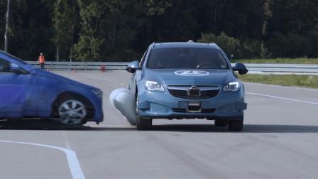 德国发明侧边安全气囊,0.15秒即可弹出,让开车更安全