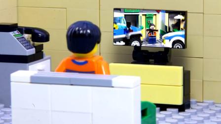 乐高Lego:帮人照顾婴儿 被拉了一脸粑粑