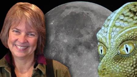 蜥蜴人真的存在吗?有人亲眼目睹,绿鳞皮肤眼睛血红!