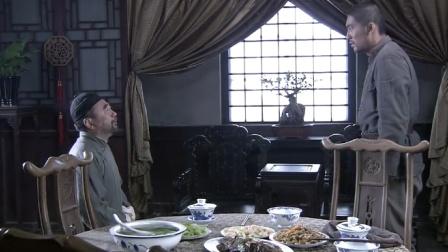 小伙到饭店吃霸王餐还让掌柜亲自出面谁料掌柜刚进来就跪下了