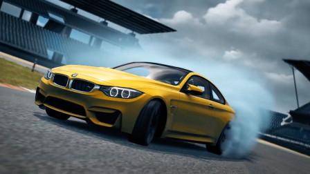 漂移玩具 - 宝马BMW M4 - Assetto Corsa