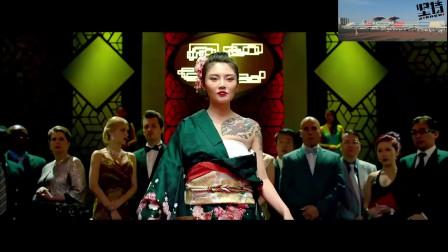 徐冬冬客串澳门风云3,仅仅几分钟的戏份,却成为了永恒的经典!