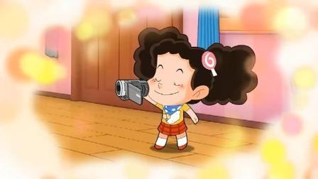棉花糖想拍电影,云朵妈妈让她先拍个短片尝试一下