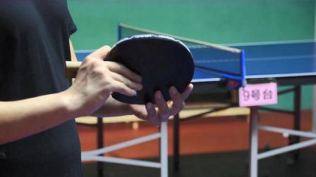 乒乓球教学!直板握法教学!希望对你有帮助!