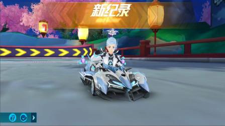 QQ飞车手游辣条哥:拥有A车白玉神驹即可免费领套装,天美又亏了