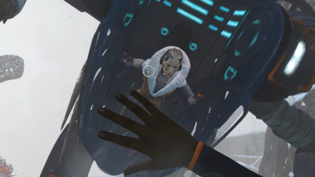[安少]深海迷航: 零度之下-11一上来大姐叫我不要跟着她?