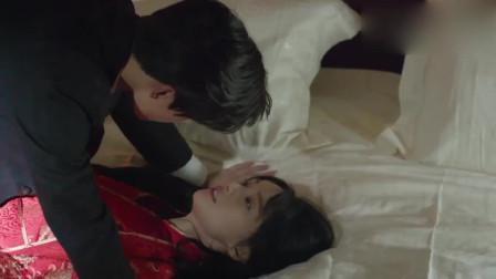 一身红衣的贝微微实在太美了,大神霸气道:我可能等不到了