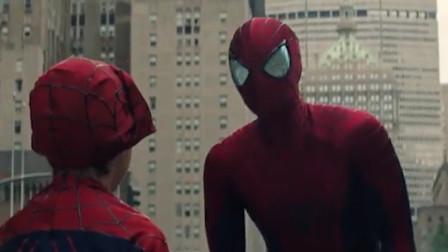 超凡蜘蛛侠2:小蜘蛛代替蜘蛛侠对抗敌人,最后蜘蛛侠终于回归了