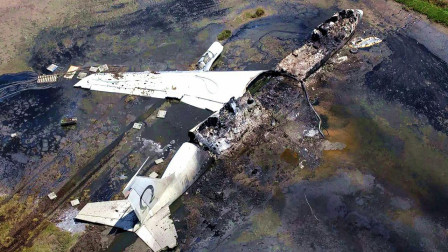 巴铁飞机失事,残骸果断送给中国,500名专家拆卸后喜获巨宝