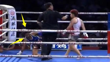 49战48胜中国KO女皇龚艳丽有多强?强敌被3次击倒,就差被KO了
