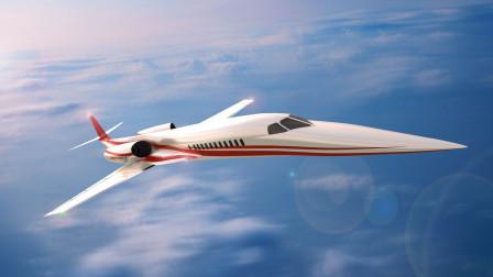 国外的一款颠覆传统外形的飞机,以后想晒机翼旅行照就不易了