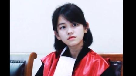印度尼西亚一名超年轻美女法官,到底她是如何成为法官?