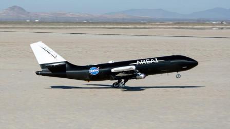 美国研制新型折叠翼飞机,速度更快续航更长,或将用于战机?