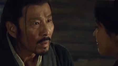 《楚汉传奇》男子一口山东话真亲民,可惜半路让刘邦给灭口了!