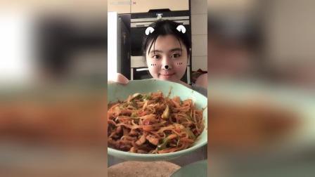 鱼香鸡丝 肉末豆腐 蚝油生菜 下饭菜走一波