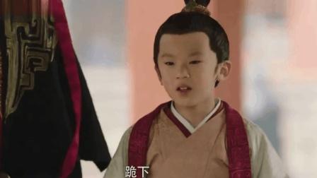 虎啸龙吟: 司马懿带陛下出逃, 7岁小皇帝两个字吓退士兵, 司马懿都看呆了