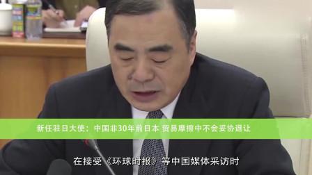 中国大使:美国无法像当年对付日本那样对付中国,世界也早已改变