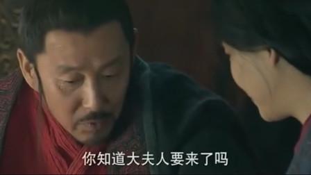 楚汉传奇:薄姬告诉刘邦,每天过着平凡的生活,让她很快乐!