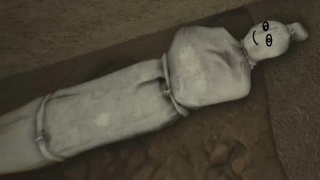 【舍长制造】作死可能也不会死?—印尼民间恐怖故事:尸袋怨灵 04