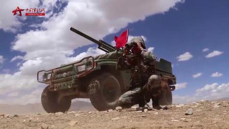 """【第一军视】""""十八般兵器""""火力全开 直击海拔4500米练兵场"""