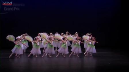 2014年美国青年大奖赛:舞蹈《茉莉花》