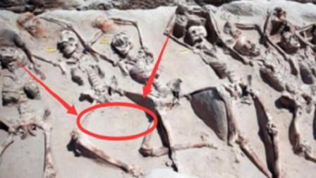 """古代陪葬嫔妃,双腿为什么都是被""""掰开""""的?知道真相很多人可能感到惋惜"""